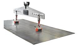Maxx TG Lasthebegnete für dünne Materialstärken, Blechtafel zu heben u. transportieren